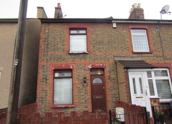 Thumbnail 2 bed end terrace house for sale in Melville Road, Rainham
