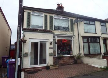 Thumbnail 3 bedroom semi-detached house for sale in Stratford Road, Liverpool, Merseyside, Uk