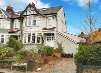 Thumbnail 4 bed end terrace house for sale in Bidwell Gardens, London