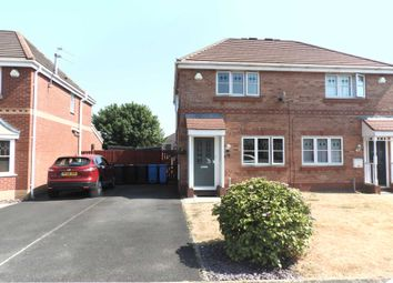 Thumbnail 3 bed semi-detached house for sale in Hobart Drive, Kirkby, Liverpool