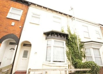 Thumbnail 2 bed terraced house to rent in Grafton Street, Hull, East Riding Of Yorkshire, England