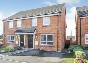 Thumbnail 3 bed semi-detached house for sale in Patrons Drive, Elworth, Sandbach, Cheshire