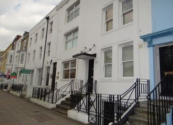 Thumbnail Studio to rent in Hampshire Terrace, Portsmouth