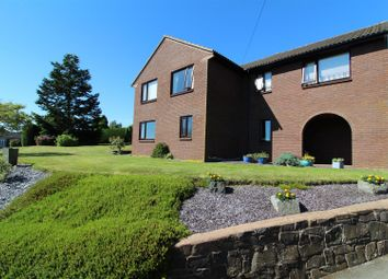 Thumbnail 5 bedroom detached house for sale in Trefonen, Oswestry
