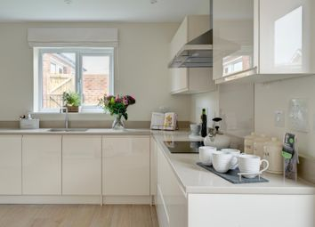Thumbnail 4 bed detached house for sale in Garnstone Drive, Weobley