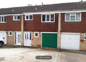 Thumbnail 4 bed terraced house to rent in Beacon Road, Chatham