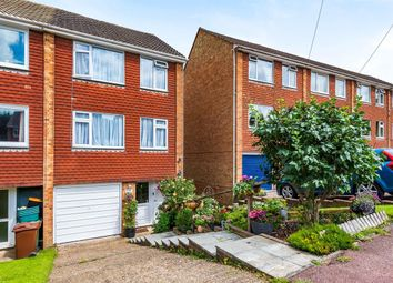 Thumbnail 4 bed semi-detached house for sale in Green Way, Tunbridge Wells