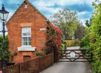 Thumbnail 2 bed detached bungalow for sale in Station Bungalow, Station Road, Hitchin, Hertfordshire