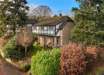Thumbnail 4 bed detached house for sale in Alma Way, Farnham, Surrey