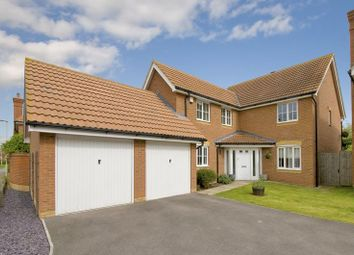 Thumbnail 4 bed detached house for sale in Collar Makers Green, Ash, Kent