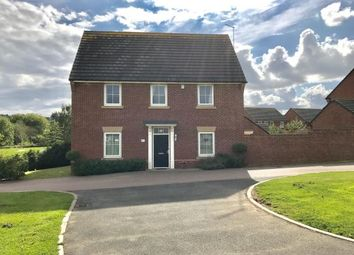 Thumbnail 4 bedroom detached house for sale in Sutton Avenue, Silverdale, Newcastle Under Lyme, Staffs