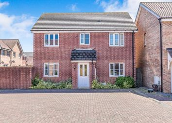 Thumbnail 4 bed detached house for sale in James Court, St.Mellons, Cardiff
