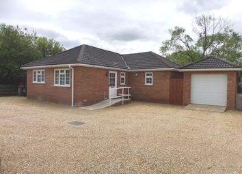 Thumbnail 3 bed detached bungalow for sale in Chapnall Road, Walsoken, Wisbech