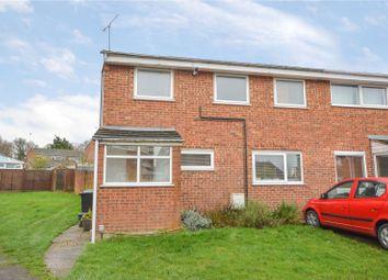 Thumbnail 3 bed end terrace house for sale in Long Horse Croft, Saffron Walden, Essex