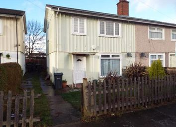 Thumbnail 3 bed semi-detached house for sale in Carnford Road, Sheldon, Birmingham, West Midlands