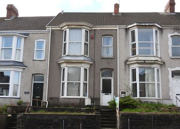 Thumbnail 5 bed terraced house for sale in Glanmor Road, Uplands, Swansea