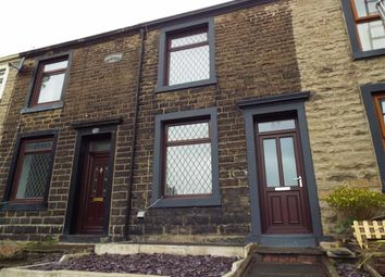 Thumbnail 2 bed terraced house to rent in Ramsbottom Lane, Ramsbottom, Greater Manchester