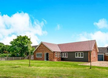 Thumbnail 4 bedroom bungalow for sale in Ashill, Thetford, .