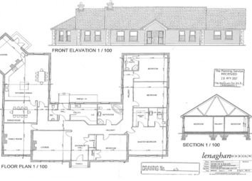 Thumbnail 1 bed property for sale in Tory Brae, Dromara, Dromore