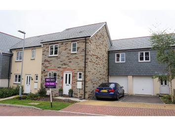 Thumbnail 3 bed town house for sale in Austin Close, Liskeard