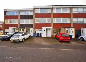 Thumbnail 3 bed town house for sale in Priory Court, Harlow, Essex