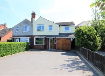 Thumbnail 4 bed semi-detached house for sale in Ashby Road, Woodville