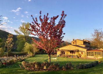Thumbnail 5 bed farmhouse for sale in Molino di Scelta, Monte Santa Maria Tiberina, Umbria
