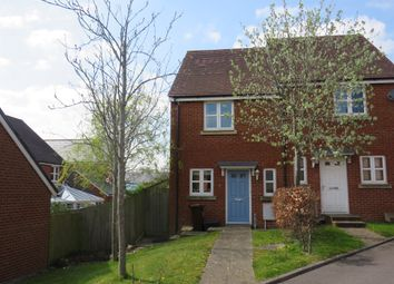 Thumbnail 2 bed semi-detached house for sale in Suter Drive, Tiverton