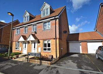 3 bed town house for sale in Raven Road, Didcot OX11