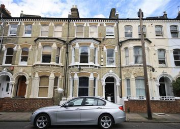 Thumbnail 3 bed flat to rent in Mayflower Road, London