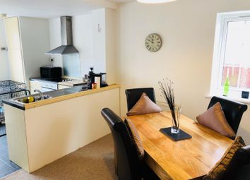 Thumbnail 2 bed end terrace house to rent in Hareholme Street, Mansfield