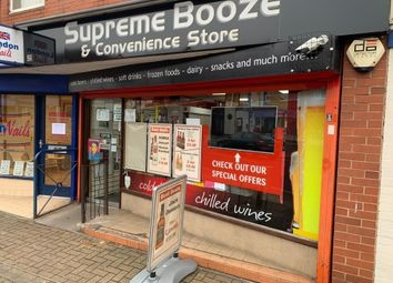 Thumbnail Retail premises for sale in Wigston, Leicestershire