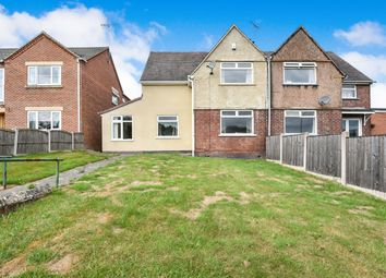 Thumbnail 4 bed semi-detached house for sale in Butterley Row, Ripley