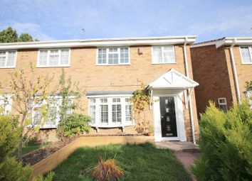 Thumbnail 3 bed semi-detached house to rent in Fintry Walk, Farnborough