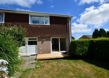 Thumbnail 3 bed semi-detached house for sale in Trevillis Park, Liskeard, Cornwall
