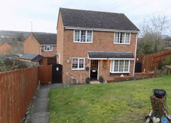 Thumbnail 3 bed detached house for sale in Cloverlands, Swindon
