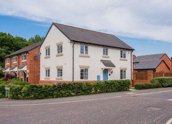 Thumbnail 4 bed detached house for sale in Harrington Park, Shevington, Wigan