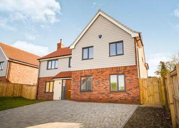 Thumbnail 5 bedroom detached house for sale in Blackborough End, Kings Lynn