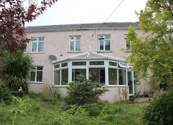 Thumbnail 3 bed detached house for sale in Trethurgy, St. Austell