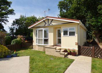 Thumbnail 2 bed mobile/park home for sale in Beechfield Park, Hook Lane, Aldingbourne, Chichester