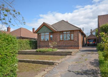 Thumbnail 2 bed detached bungalow for sale in Greythorn Drive, West Bridgford, Nottingham