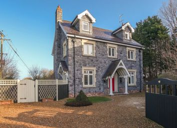 Thumbnail 5 bed detached house for sale in Castle Road, Randalstown, Antrim