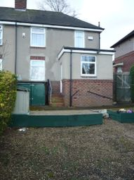 Thumbnail 2 bedroom semi-detached house to rent in Paper Mill Road, Shiregreen