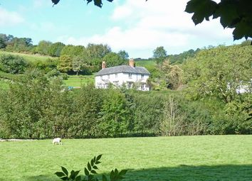 Thumbnail 4 bedroom detached house for sale in Week Lane, Bridgetown, Dulverton