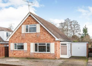 Thumbnail 3 bed detached house for sale in Bury St. Edmunds, Suffolk, Uk