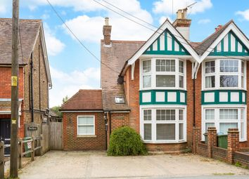 Thumbnail 4 bed semi-detached house to rent in Bucks Green, Rudgwick, Horsham