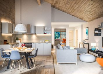 Thumbnail 4 bed apartment for sale in Chatel, Haute-Savoie, France