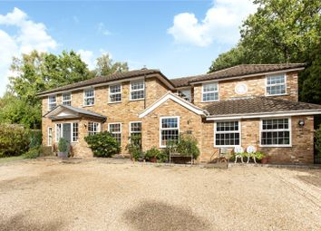 Thumbnail 5 bedroom detached house for sale in Greenways Drive, Sunningdale, Berkshire