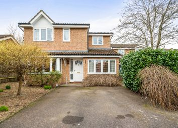 Thumbnail 4 bed detached house for sale in Dean Way, Aston Clinton, Aylesbury