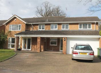 Thumbnail 5 bed detached house for sale in Antringham Gardens, Edgbaston, Birmingham